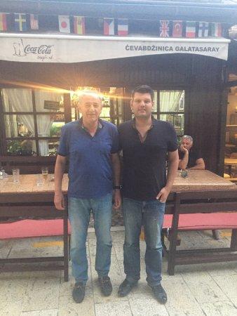 Cevabdzinica Hodzic: Tarik Hodžić