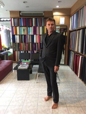 Mae Nam, Thailandia: Happy customar
