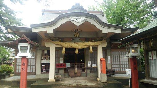 Kurume, Japan: 櫛原天満宮