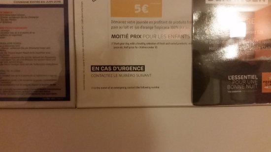 Portet-sur-Garonne, Francia: Ou est le numéro pas conforme