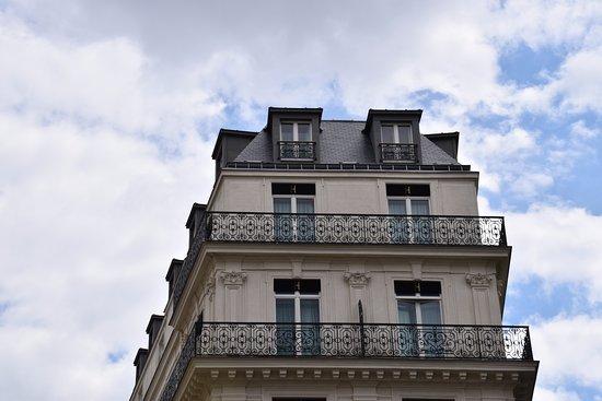 la villa haussmann paris france hotel reviews photos. Black Bedroom Furniture Sets. Home Design Ideas