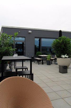 Dach Terrasse dachterrasse picture of adina apartment hotel nuremberg nuremberg
