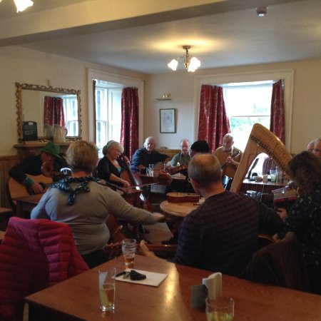 Selkirk, UK: Acoustic music sessions every 3rd Sunday of the month