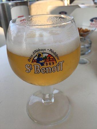 Vado Ligure, Italy: Ottima bière blanche