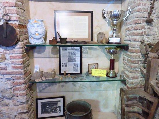 Savoca, Italia: Klein museumpje