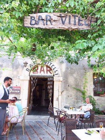 Savoca, Italia: Bar Vitelli