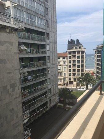 Hotel Husa Europa : View from balcony