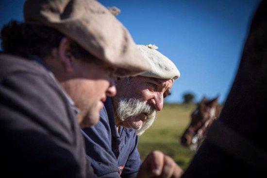 Maldonado, Uruguay: Los gauchos guías de la cabalgata