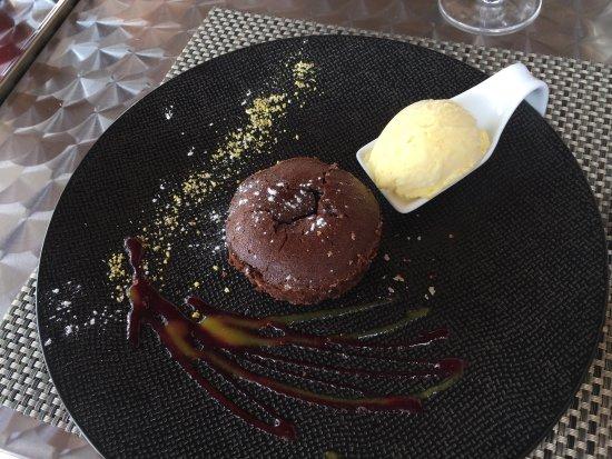 Saone-et-Loire, Frankrig: Auberge Gourmande