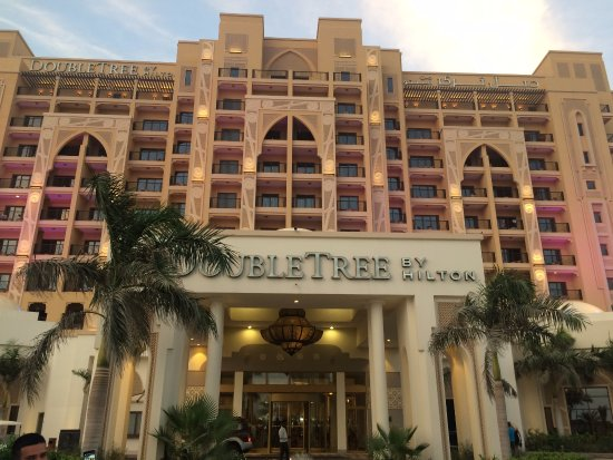 Doubletree By Hilton Marjan Island Spa Plan Hotel