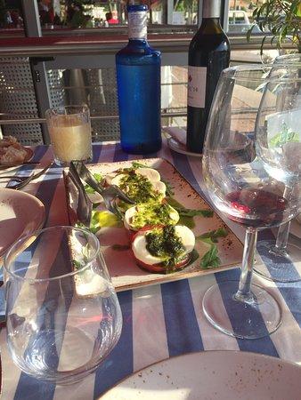 Marisqueria El Faro: Sharing starter