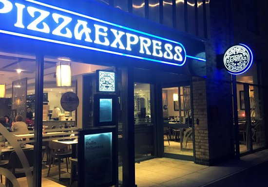No Qualms Pizzaexpress St Neots Traveller Reviews