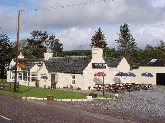 Glenlivet, UK: The Croft Inn
