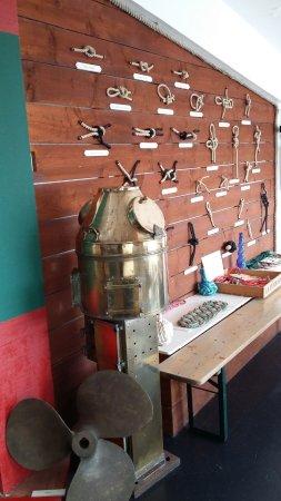 La Turballe, Francia: Espace noeuds marins