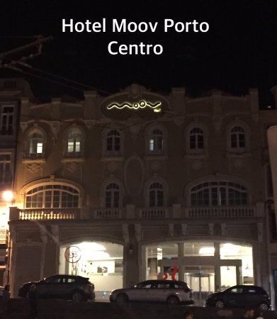 Moov Hotel Porto Centro: photo0.jpg