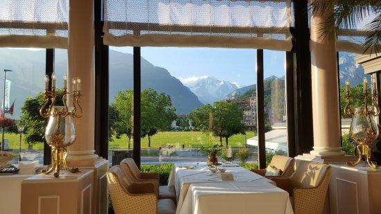 Victoria Jungfrau Grand Hotel & Spa Photo