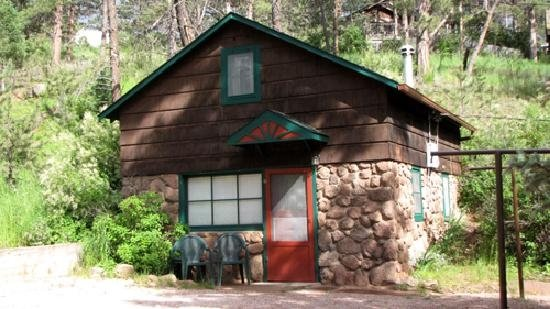 Cascade, CO: 1 bedroom Private Cottage rental