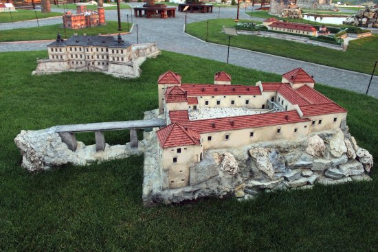 Museum of Miniatures Castles of Ukraine