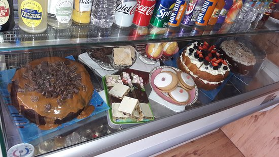 Thornhill, UK: Jinty-B's Cakes & Tearoom