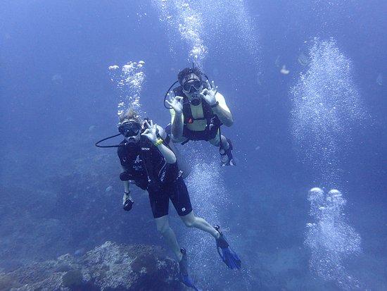Mae Nam, Thailand: Sail Rock Diving