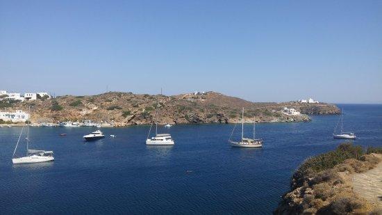Faros, Grekland: Μαγευτική θέα από ψηλά!