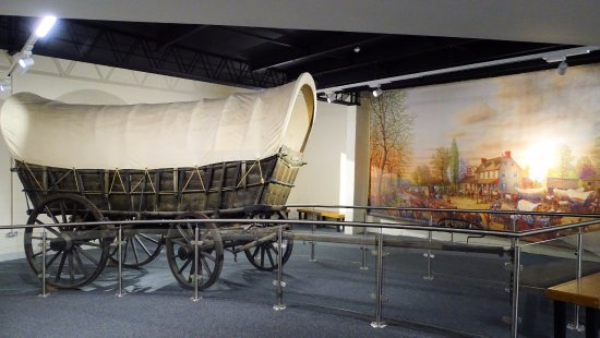 Omagh, UK: Indoor Museum