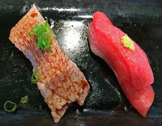 Merrick, NY: Seared Otoro, Chutoro