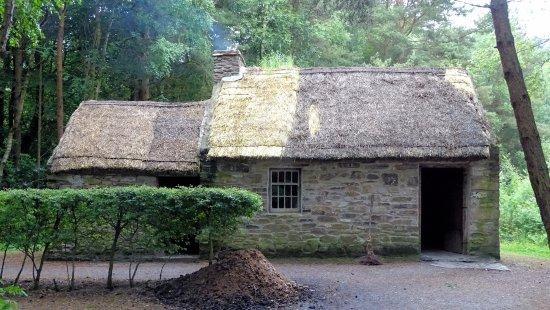 Omagh, UK: Early Irish Home