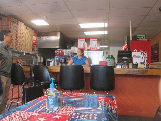 Ace's Pizza Jamestown, R.I.