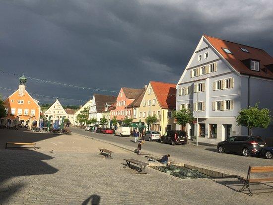 Ottobeuren Hotel St Ulrich