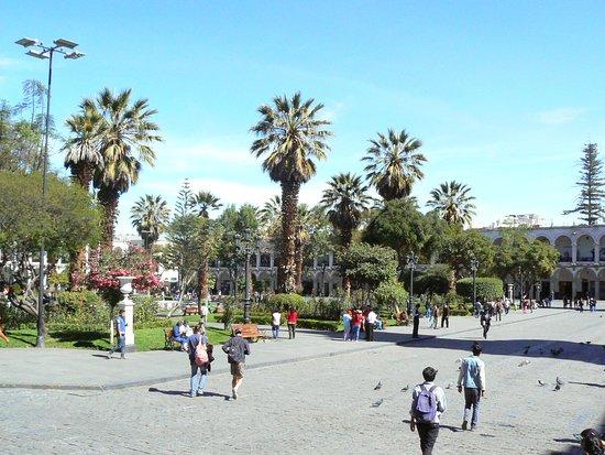 Plaza de Armas: Place