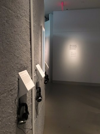 Rubin Museum of Art: Exhibition on sound