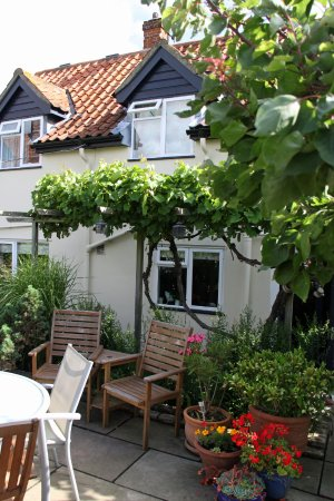 Saxmundham, UK: Rosehip cottage