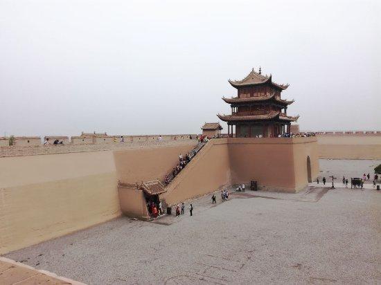 Jiayuguan Fortress: IMG-20170722-WA0044_large.jpg