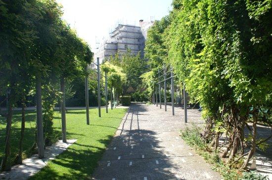 Le Jardin du Moulin de la Pointe