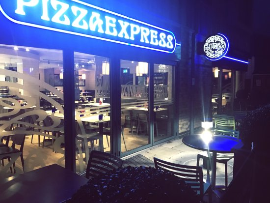 Olives And Rustica Tomatoes Picture Of Pizzaexpress St