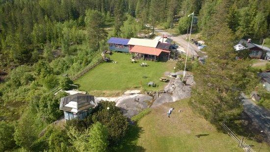 Filipstad, Svezia: Ausblick vom Turm