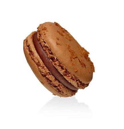 Lovadina, Italia: Macaron cacao