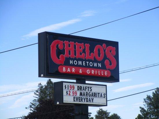 Chelo's Reservoir Avenue Cranston, R.I.