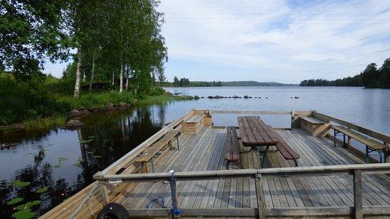 Filipstad, Svezia: Zahlreiche PLätze am Wasser