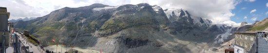 Grossglockner: Panorama view fra toppen