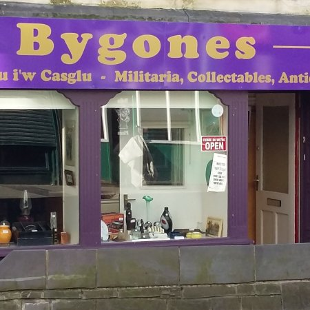 Caernarfon, UK: Bygones