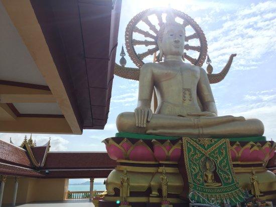 Big Buddha Temple (Wat Phra Yai) : photo1.jpg