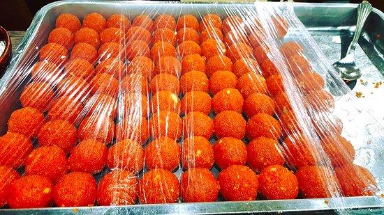 Lagos State, Nigeria: Boondi Sweets