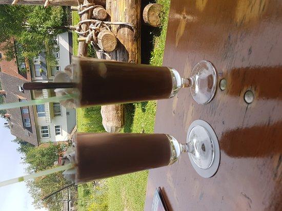 Wolfach, Alemania: Eiscafé