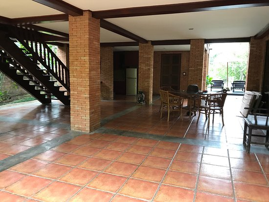 The Dhara Dhevi Chiang Mai: I stayed at deluxe villa! That's excellent comfort space. I was very relaxed.