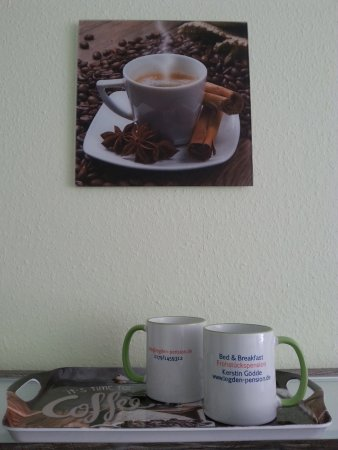 Legden, Alemania: It`Time for Coffee.