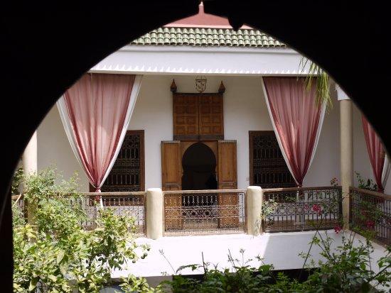 Riad El Zohar: Balcony View