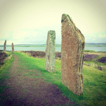 Deerness, UK: Ring of Brodgar