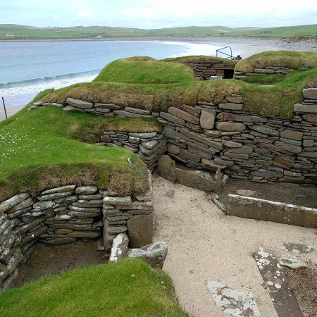 Deerness, UK: Skara Brae